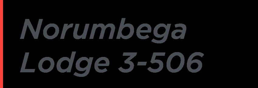 Norumbega Lodge