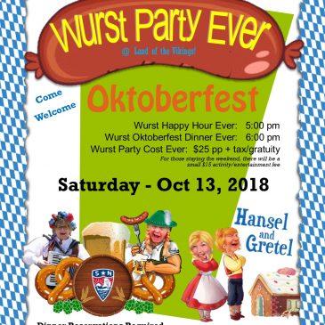 LOV Octoberfest 2018